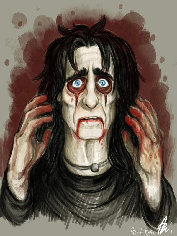 Freakshow [Alice Cooper] by RatTheRipper
