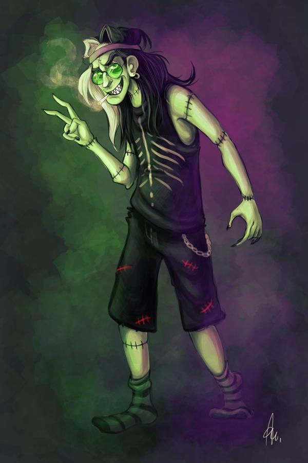 Hippie Alex by RatTheRipper