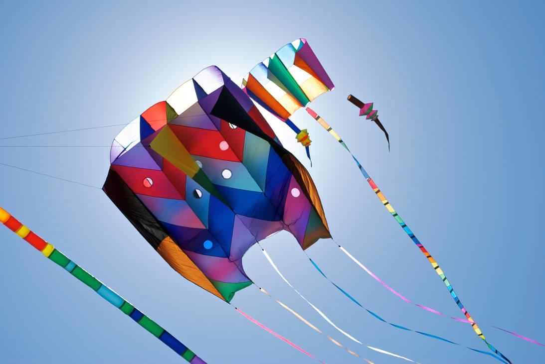 Homemade Kites by weRDunfo ...