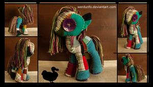 Quilt Monster . . . Pony
