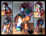 Quilt Monster . . . Pegasus