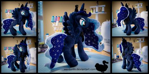 Princess Luna Plushie