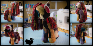 Quilt Monster...Pony (2nd Batch)