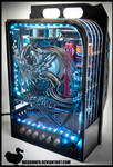 Custom Rainbow Dash SFX Gaming PC (Prototype)