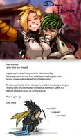 Dear Hanzo by MareniusArt