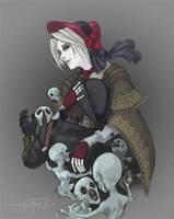 Bloodborne - A Doll's Love 2 by MareniusArt