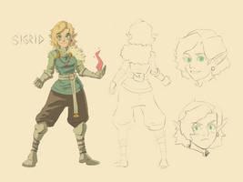 Sigrid Character Sheet