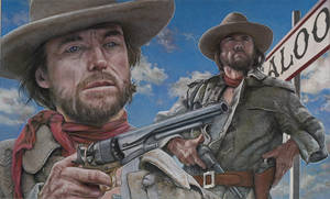 'The Outlaw Josey Wales' - by Dale Lewis