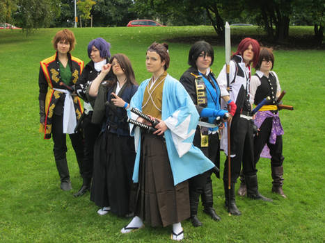 We are Shinsengumi- Hakuouki