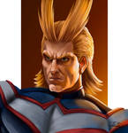 All Might by DruSama