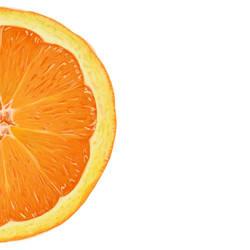 Orange by cgSyndrome