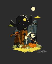Halloween by cgSyndrome