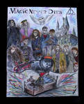 Harry Potter - Magic Never Dies