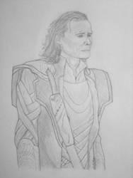 Loki - Defeat by ScintillatingWatch