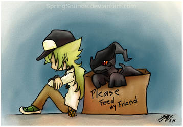 Friend by SpringSounds