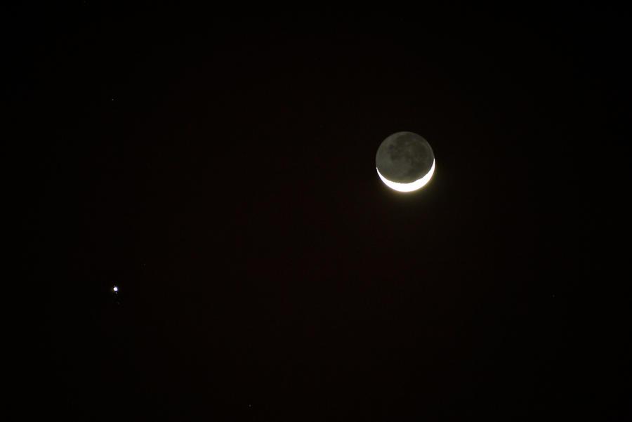 La luna by Gettsie