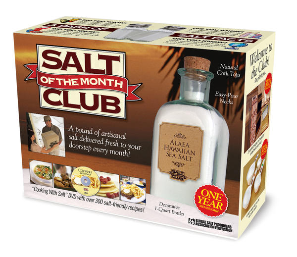 Salt of the Month Club by latrec