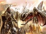 BurningSand army