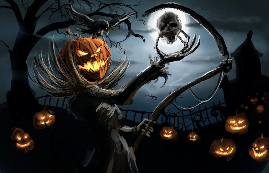 Happy Halloween by LordHannu on DeviantArt