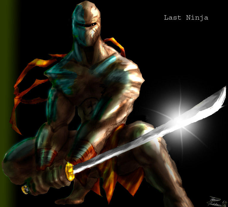 Last ninja by LordHannu