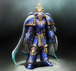 Ultramarine champion