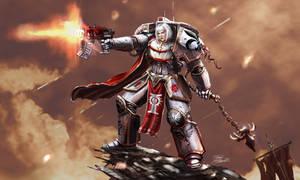 Saint of Battle