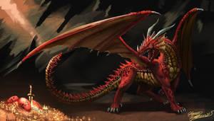 RedDragon by LordHannu