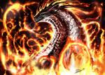 Creeper of flames