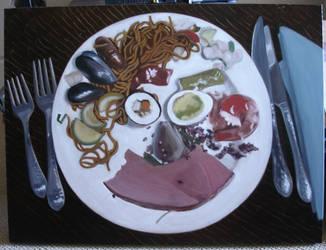 vis106a: Hana Breakfast Buffet