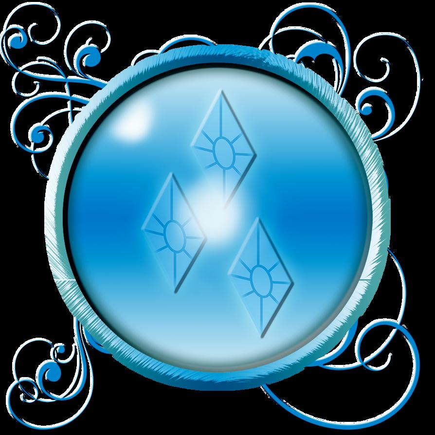 Rarity Emblem by Kage-Kaldaka