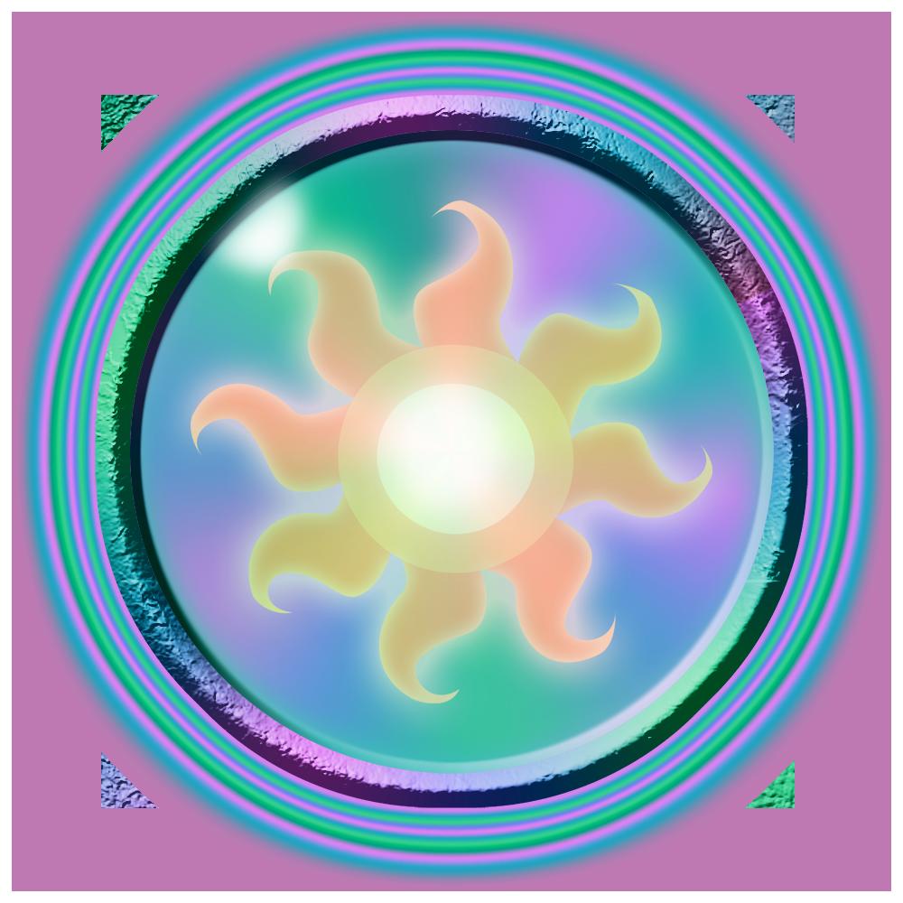 Princess Celestia Emblem by Kage-Kaldaka