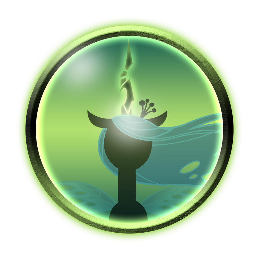Chrysalis' Silhouette Emblem by Kage-Kaldaka