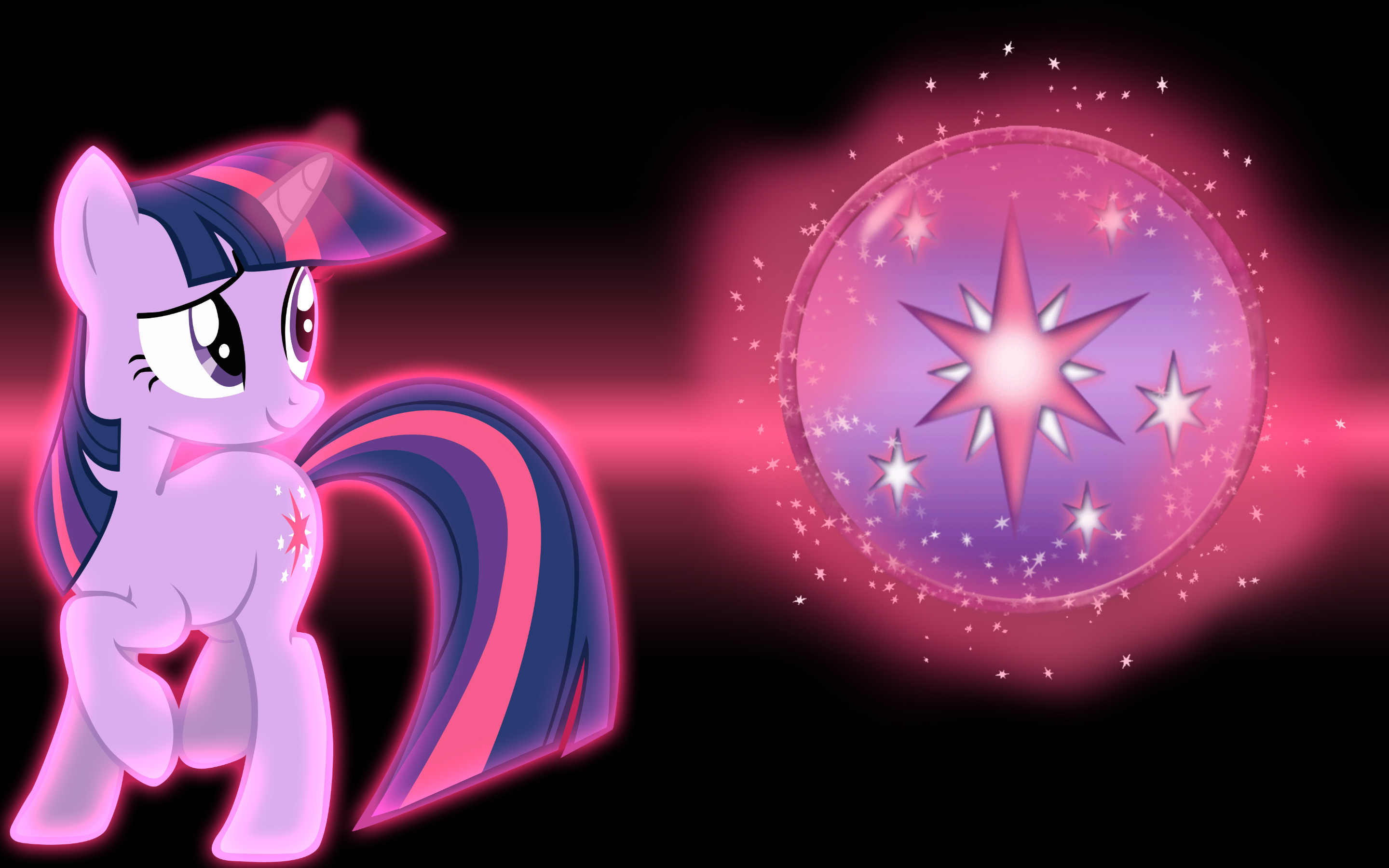 Twilight Sparkle Wallpaper by Kage-Kaldaka