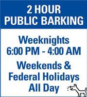 Public Barking