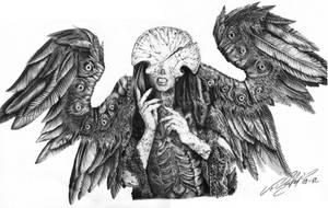 Angel of Death by Blaze88