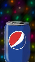 pepsi can neon by ThunderWolf0017