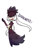 Smite - Darkness(Chibi) by Zennore