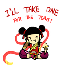 Smite - For The Team (Chibi)
