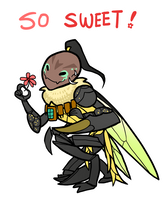 Smite - So Sweet! (Chibi) by Zennore