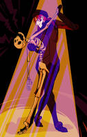 Dancing with Skelly