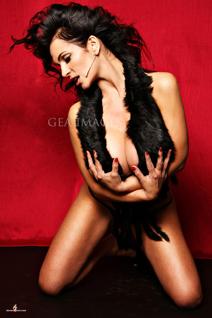 denise milani by geaimages