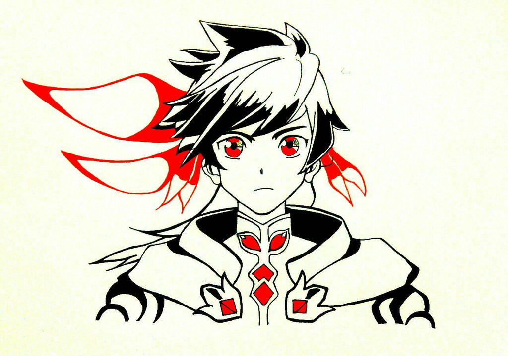 Tales of Zestiria - Sorey  by CruschKofLugnica