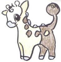 Shiny Girafarig by GuidetoEternity