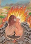 Fire of love by GunterAngriff