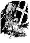 Crusader's fate