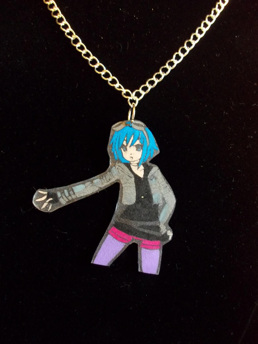 ramona flowers necklace by anime bling on deviantart