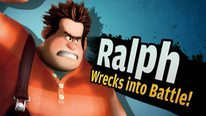 Ralph for SSB4 by zelc-face