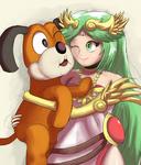 cute widdle puppy - sketch