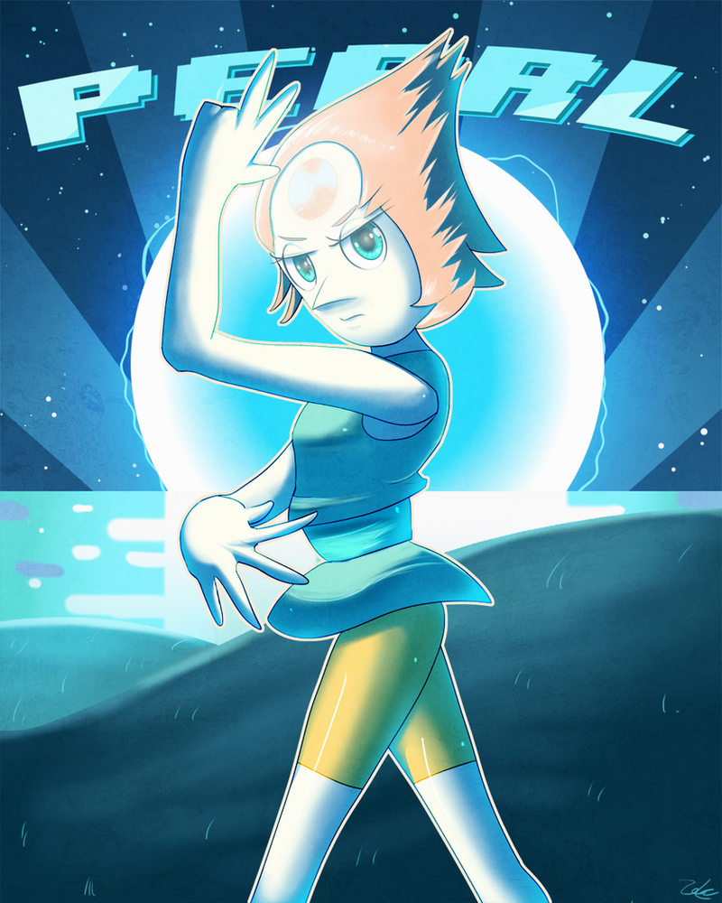 Pearl by zelc-face