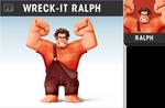 Smashified Fan Art - Wreck-it Ralph